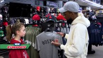 NESN Clubhouse: How Vintage T-Shirts Get Their Well-Worn Feel