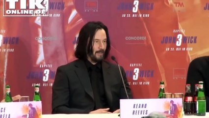 Keanu Reeves : his sweet gesture to a fan - 2019