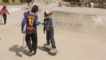 Sport for change: Skaten verbindet Menschen