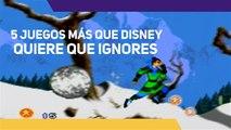 5 juegos más que Disney quiere que ignores