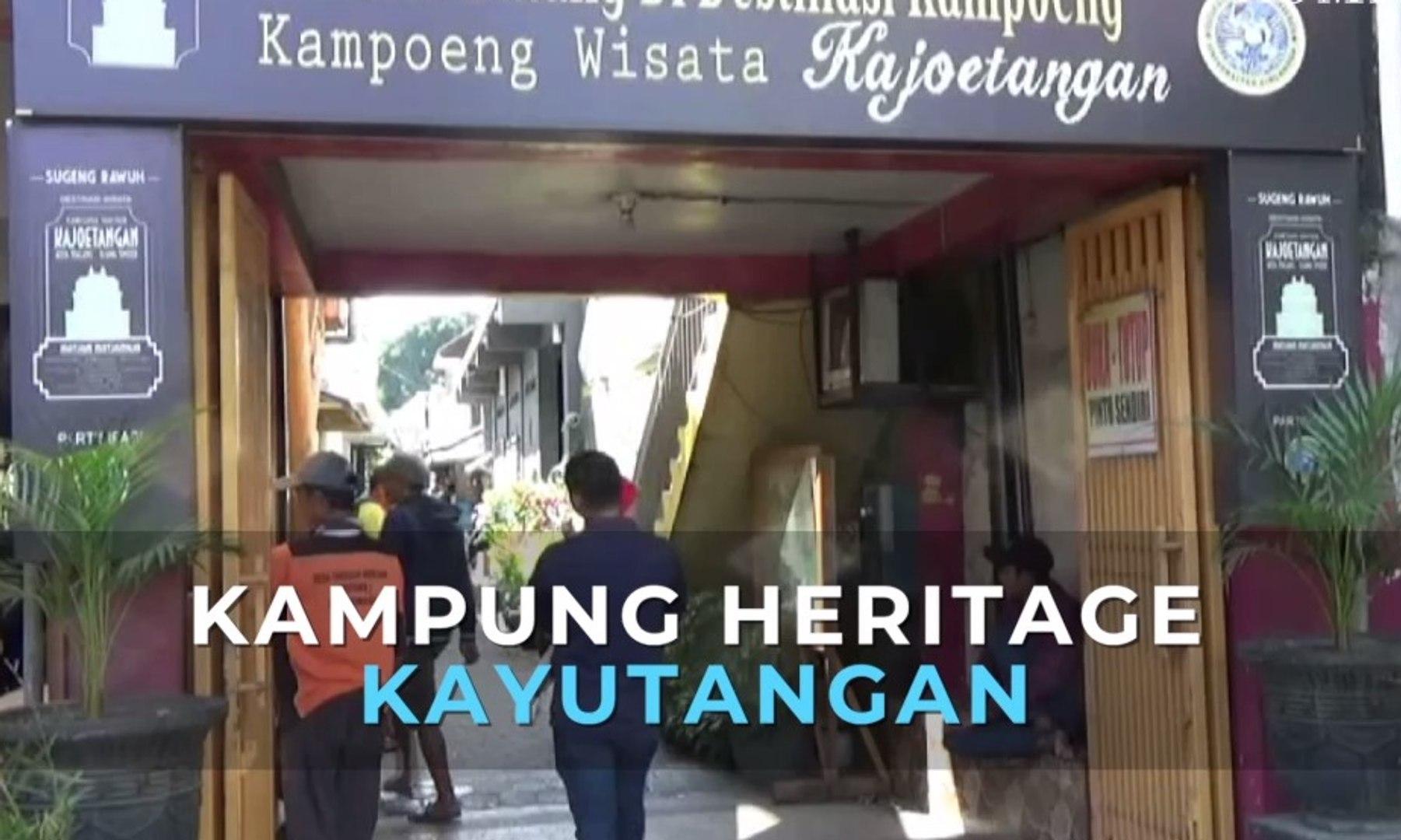 Kampung Heritage Kayutangan