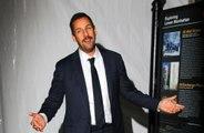 Adam Sandler flew in Jennifer Aniston's 'broken plane'