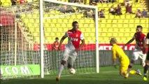 J6 AS Monaco - EA Guingamp (1-0) - Résumé - (MON - EAG)   2014-15