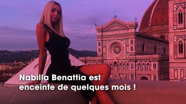 Nabilla Benattia enceinte : son cliché entièrement nu qui fait beaucoup réagir !