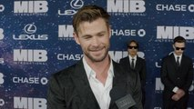 MIB International Premiere: Chris Hemsworth