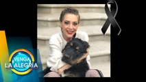 La familia de TV Azteca lamenta el fallecimiento de la actriz Edith González.   Venga La Alegría