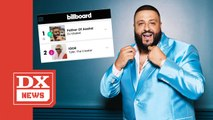 DJ Khaled Brags About Beating Tyler, The Creator During 2nd Sales Week