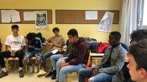 Au collège Renoir, la classe coopérative a un an