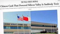 Escalating China-U.S. tensions hit Silicon Valley