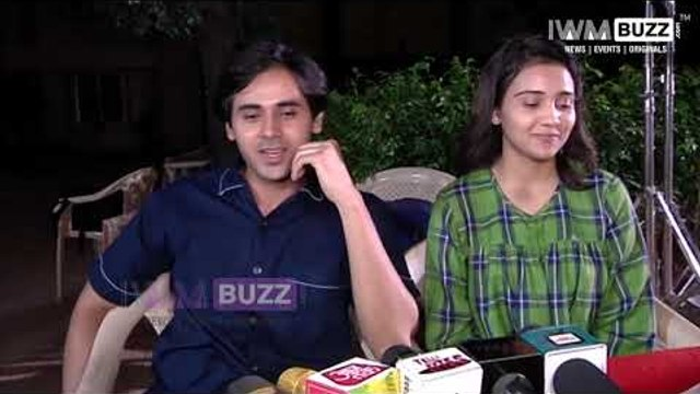 We are thankful to Yeh Un Dinon Ke Baat Hai fans: Sameer and Naina