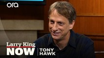 """""""I had a voice that could affect change"""": Tony Hawk on his skateboarding foundation"""