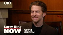 Seth Green on finding balance directing and starring in his new film 'Changeland'