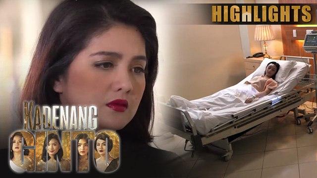 Daniela, naisip na mag-donate ng dugo kay Cassie  | Kadenang Ginto