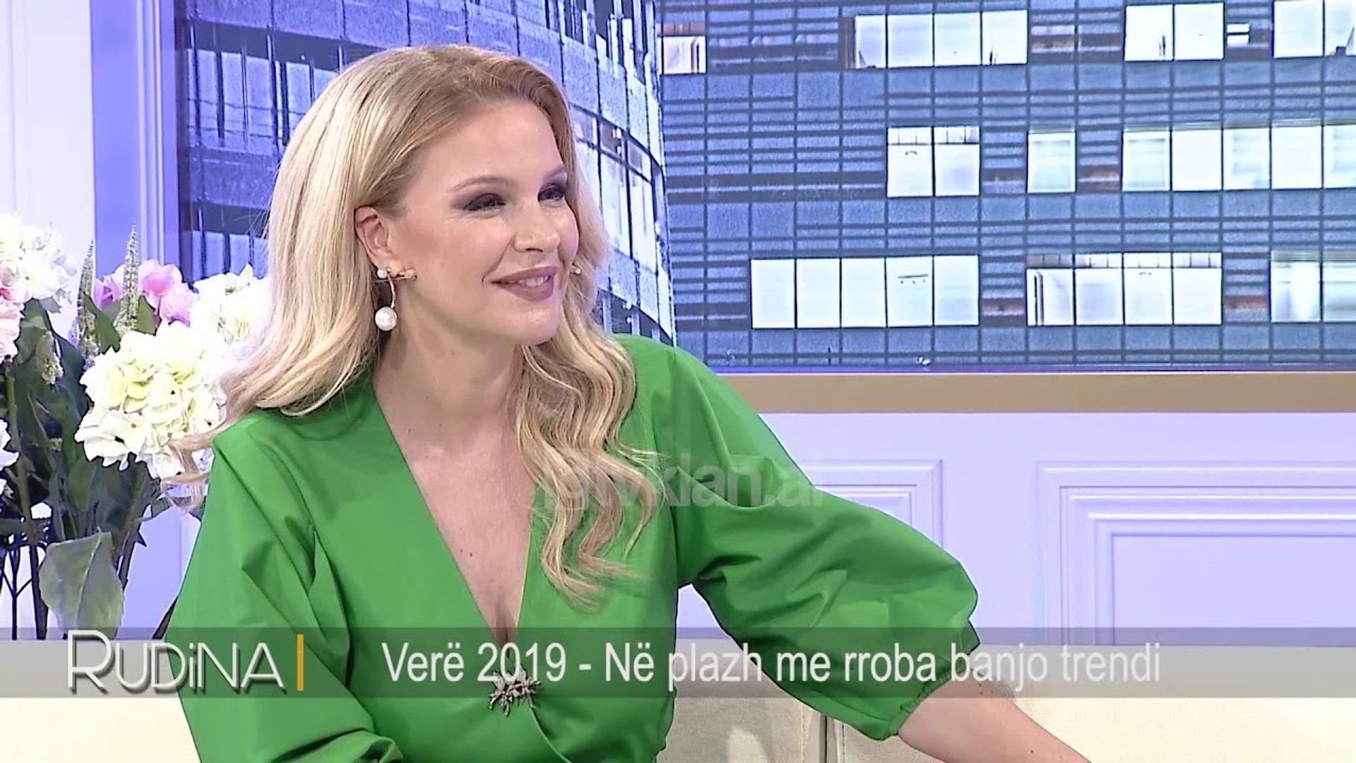 Rudina - Vere 2019, ne plazh me rroba banjo trendi! (13 qershor 2019)
