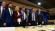New far-right coalition