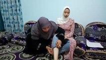 أميرة ضحية العلاج الروحاني بالبحيرة.. شلل مؤقت من الصعق بالكهرباء