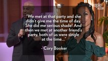 Cory Booker Hints at Wedding Bells with Rosario Dawson as She Joins Him for Talk Show Appearance