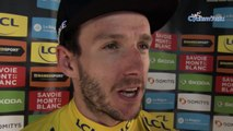"Critérium du Dauphiné 2019 - Adam Yates : ""It's not worth risking your life for 10 seconds"""