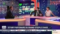 Zeturf partenaire du Grand Steeple-Chase - 13/06
