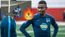 Bundesliga: Salomon Kalou Top 3 goals with Hertha BSC