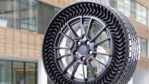 Des pneus sans air contre les crevaisons