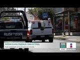 Desalojan parque industrial de Querétaro por derrame de sustancia tóxica | Noticias con Paco Zea