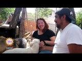 Historias de amor: Fernando y Nancy, un amor contra mordidas y pulgas   Sale el Sol