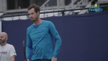 """ATP - Andy Murray is back  and Wimbledon ? : """"I would like and I hope to play again in singles this year"""""""