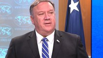 Pompeo: Iran is responsible for tanker attacks in Gulf of Oman