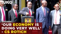 Kenya's most Expensive budget since independence.