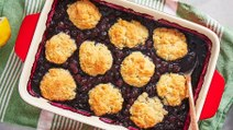 This Cobbler Is The Best Thing You'll Make With Blueberries All Summer