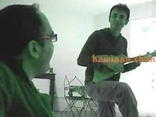 Hawaïaan chant par Juanito y Pedritito
