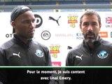 """Arsenal - Pirès : """"Emery a fait du bon boulot"""""""