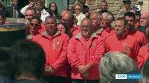 Naufrage aux Sables-d'Olonne : 15 000 personnes unies dans la douleur ont rendu hommage