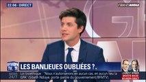 """Julien Denormandie: """"On a mis 10 milliards d'euros"""" dans la rénovation urbaine dans les quartiers prioritaires"""