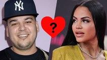 Rob Kardashian Dating Natti Natasha?