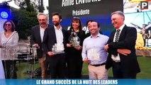 Énorme succès pour la deuxième édition de la Nuit des Leaders