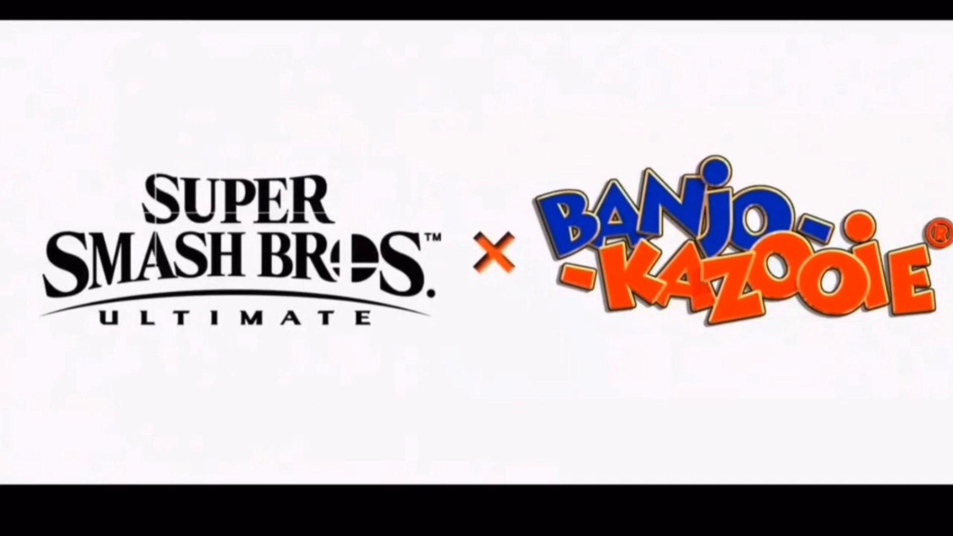 SUPER SMASH BROS. ULTIMATE - Banjo-Kazooei Reveal Trailer E3 2019