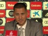 """Real - Hazard : """"Je ne me focalise pas sur le Ballon d'Or"""""""