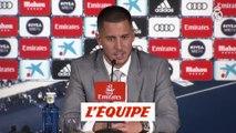 Hazard «Je ne me focalise pas sur le Ballon d'Or» - Foot - ESP - Real Madrid