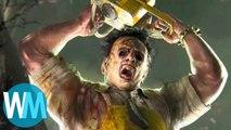 TOP 10 GRUSELIGE Videospiele für ECHTE HORROR-Filmfans