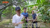 Full #14 - Hồ Việt Trung vòi Giang Ca nấu món tôm kỷ niệm vì nhớ tình cũ - Muốn Ăn Phải Lăn Vào Bếp