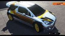 Sébastien Loeb Rally Evo - Trailer customisation