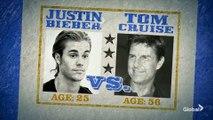 Justin Bieber et Tom Cruise-E.T.-10 Juin 2019