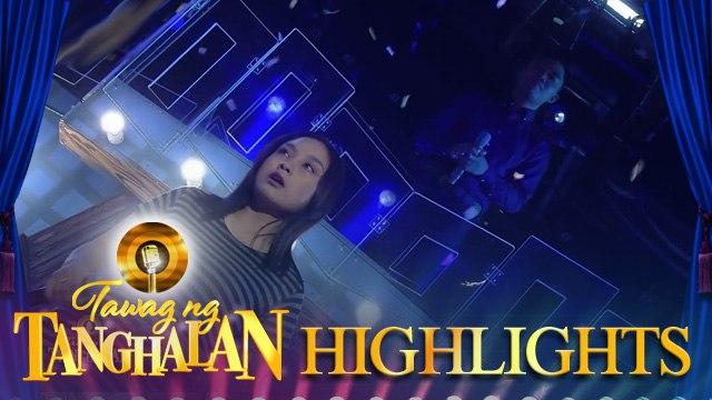 Sesa Sumait steals the golden microphone   Tawag Ng Tanghalan