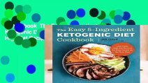 Full E-book  The Easy 5-Ingredient Ketogenic Diet Cookbook: Low-Carb, High-Fat Recipes for Busy