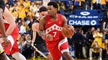 """NBA [Focus] Lowry n'est plus un """"loser"""""""