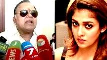 Actor Radha Ravi-திமுகவில் இருந்து என்னை ஏன் நீக்க வேண்டும்... ராதாரவி கேள்வி