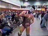 Gran Naniwa/Jinsei Shinzaki/Yone Genjin vs Shiryu/Terry Boy/Great Sasuke (Michinoku Pro March 4th, 1994)