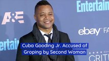 Cuba Gooding Jr Faces Second Groping Charge